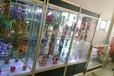 陕西玻璃展示柜西安烟酒展示柜西安化妆品展示柜