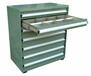 生產廠家定做重型工具柜對開門工具柜工具車結構牢固