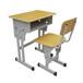 钢制课桌椅陕西世杰厂家各种款式课桌椅供应质量保证
