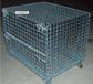 西安仓储笼蝴蝶笼折叠笼物流周转笼厂家现货直销