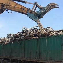 废电缆回收拆除公司图片