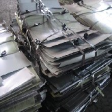 废铝板回收图片