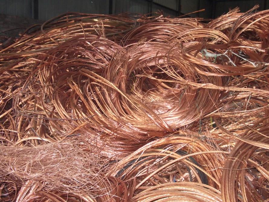 高邑县电线电缆回收