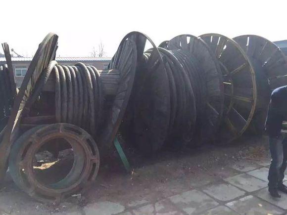 殷都区铜芯电缆回收