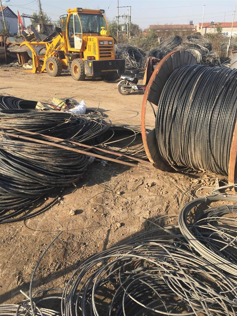 洪雅县电缆回收