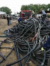 回收废旧电缆商家电话图片