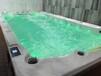 湖北襄陽別墅私家花園地下室游泳池
