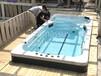 供應2021湖北私家別墅無邊際游泳池產品、包安裝