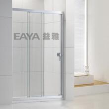 浴室隔断,三趟浴室门,三折淋浴门,淋浴屏风,淋浴房趟门