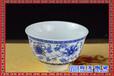 色釉陶瓷寿碗彩绘礼品寿碗白瓷寿碗定做厂家