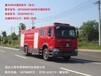 高品质好质量江特牌8吨消防车