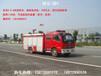 福建泉州定购3吨水罐消防车