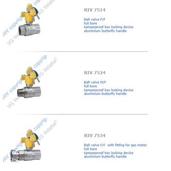 優勢供應RIV燃氣閥-德國赫爾納(大連)公司