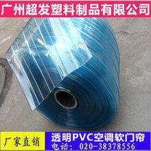 防静电条形塑料垂帘透明PVC静电胶帘图片