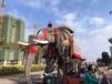 海南商业活动方案机械大象神奇雨屋大型暖场设备出租展览
