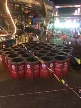 南阳活动策划蜂巢迷宫设备出租,机械大象展览租赁暖场图片