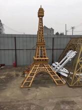 南阳房地产埃菲尔铁塔出租军事展飞机火箭坦克租赁图片