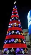 湖州大型圣诞树出售卡通展览酷酷狗出租财神爷制作供应图片
