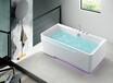 圣罗兰卫浴现代风格牛奶浴浴缸M1821