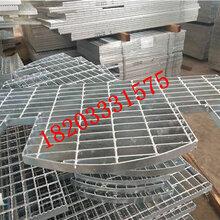 不规则钢格板,圆形钢格栅板,异形钢格栅板,热镀锌钢格栅板图片