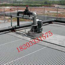 污水處理廠鋼格板,水溝格柵板,鍍鋅鋼格柵板,福建網格板圖片