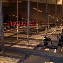 吊顶钢格栅板,装饰网格板,装潢格栅板,看台钢格栅板图片