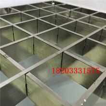 承重网格板,承重钢格栅板,对插网格板,互插钢格栅板图片