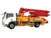 混凝土泵车臂架泵车九合重工德国品质放心选购400-9966-982