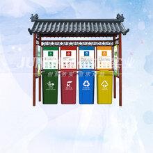 深圳垃圾分类亭价格,垃圾分类亭生产厂家图片