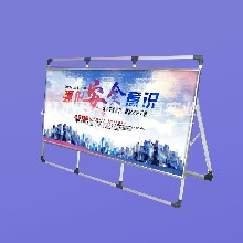 湘潭海报架组装,立式海报架怎么安装图片