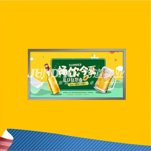 深圳燈箱安裝,燈箱海報怎么安裝