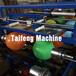 全自动气球印刷机单色单面广告气球丝印机