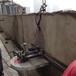 防撞墙切割拆除