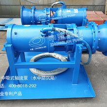 雪橇泵应急排水泵排污泵潜水轴流泵大流量无堵塞