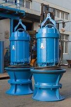 井筒立式潜水轴流泵QZB系列天津中蓝生产厂家