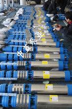 长安区深井潜水泵175QJ热水潜水泵现货供应图片