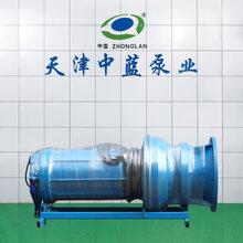 陕西潜水轴流泵丨轴流泵参数表丨能排污水吗?图片