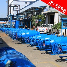 湖北潛水軸流泵丨軸流泵材質丨生產廠家1臺起批圖片