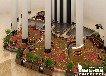 铺装效果最好的郑州商用地毯工程地毯公司及地毯案例