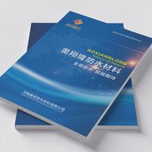 郑州企业画册设计印刷厂