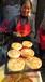 太原葱花油酥烧饼做法山西何记芝麻烧饼炉子价格
