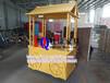 海口市海秀路订购的户外售货车图片商业花车图片