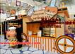 紹興市美食街攤位車設計圖