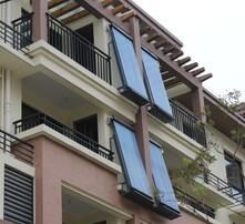 壁挂太阳能热水器,平板式太阳能,太阳能热水器最好的,河南太阳能热水器图片