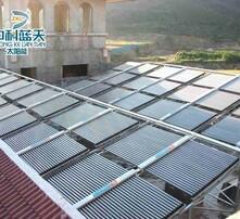 真空管式太阳能,壁挂式太阳能,平板太阳能,太阳能热水器图片