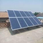 农村光伏发电品牌加盟太阳能发电设备安装图片
