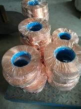 廣東C10200紫銅帶無氧銅帶高精密銀銅帶木紋紫銅帶圖片
