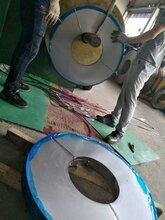 惠州6061铝管国标精密铝管大口径铝管1060铝带分条图片