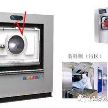 醫療專用隔離式洗衣房設計升級改造圖片