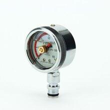 礦用雙針壓力表BZY-50/80雙針耐震壓力表圖片